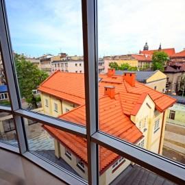 Biurowiec PGNiG przy ul. Gazowej 16 w Krakowie
