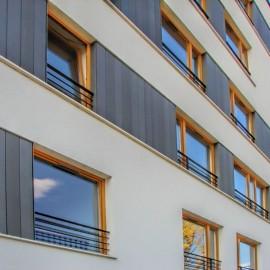 Budynek Mieszkaniowo-Usługowy, Wielorodzinny przy ul. Masarskiej w Krakowie